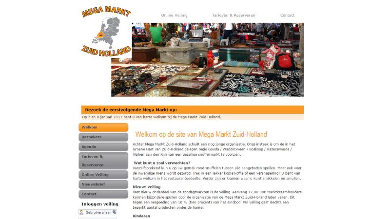 Mega Markt Zuid-Holland