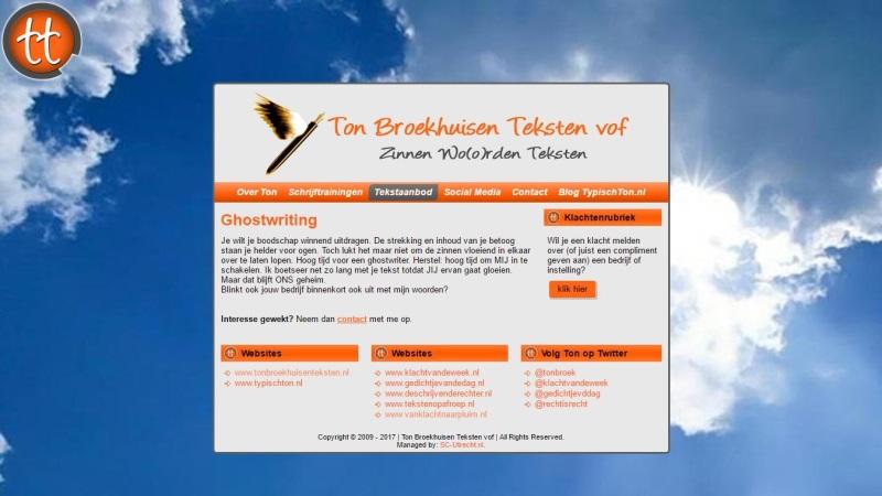 Ton Broekhuisen Teksten v.o.f.